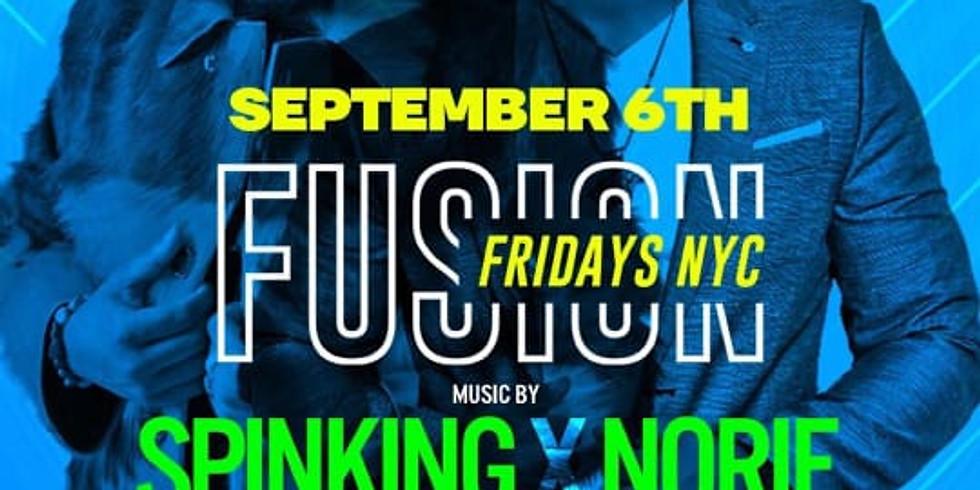Fusion Fridays NYC