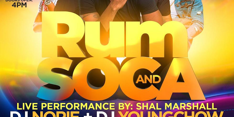 Rum and Soca