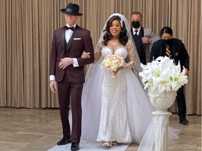 'Proudest moment in my life': Yellowman walks daughter down the aisle