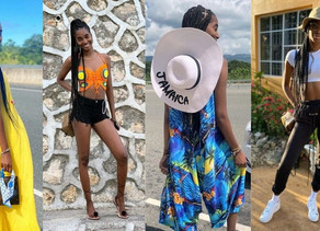 Models on the Move: Fashionable homecoming for Heroes' Day weekend