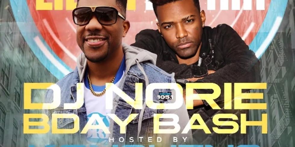 DJ NORIE BDAY BASH