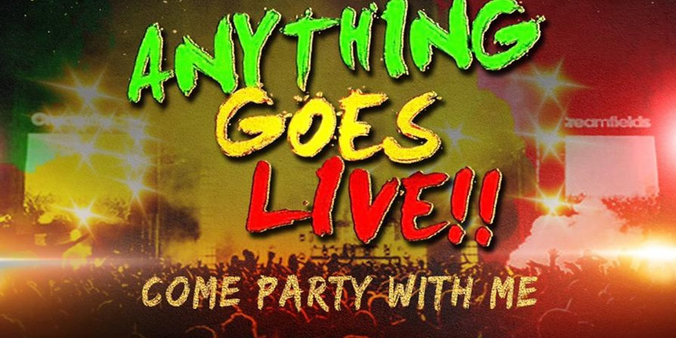 Anything Goes Live Anniversary