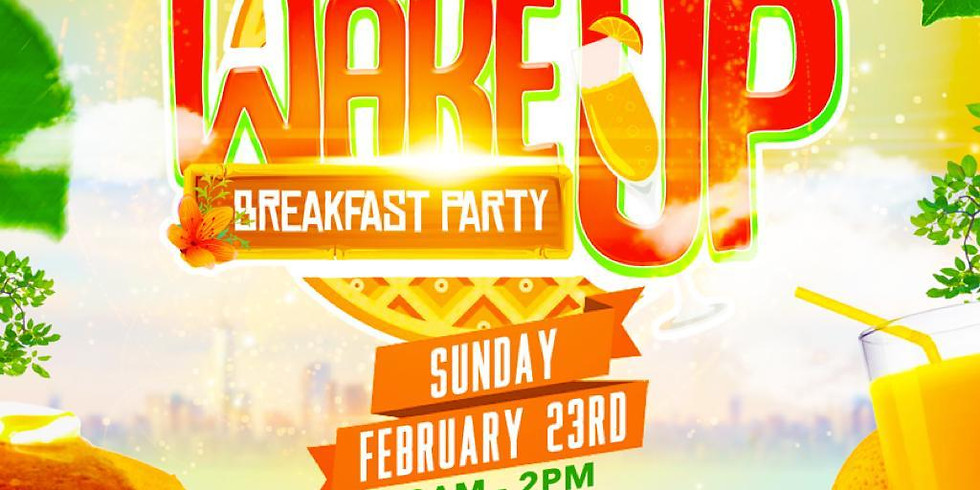 WAKE UP Breakfast Party