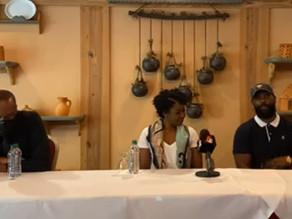 Fay Ann and Bunji create platform to help Caribbean creatives