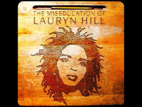 Lauryn Hill becomes first female rapper to have a diamond album