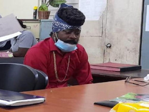 Beenie Man slapped with two charges over alleged illegal party