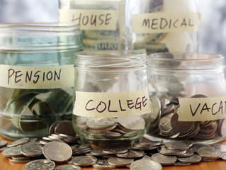 How Much do Americans have in Savings.  How does your family measure up?