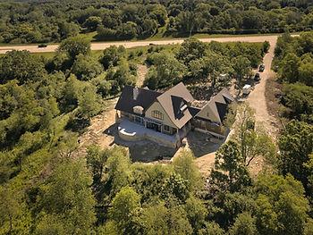 RESIDENTIAL REAL ESTATE DRONE PHOTOGRAPHY