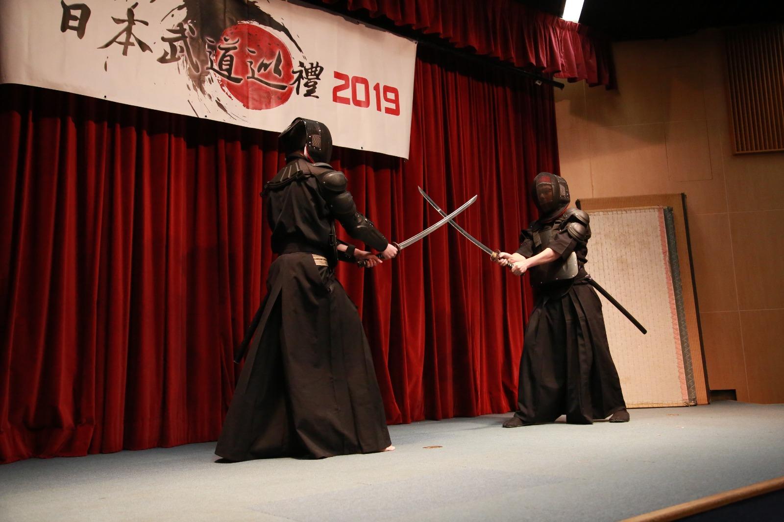 【日本武道巡禮2019】