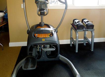 Springfield Home Fitness Room