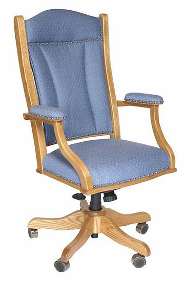Desk Chair with Hydraulic Lift