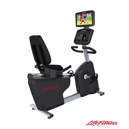 Activate Series Lifecycle® Recumbent Exercise Bike (Life Fitness)