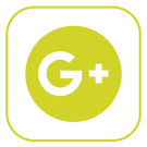 yellow Google plus logo