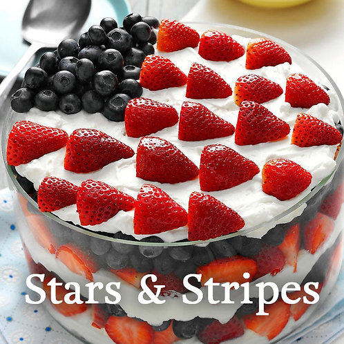 Stars & Stripes Wax Melts