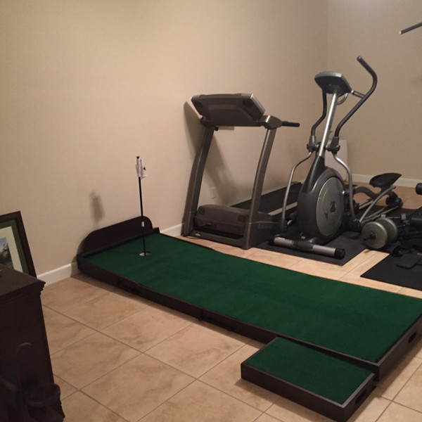 Residential Fitness and Games