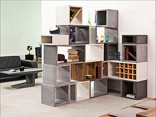 Custom Concrete Cubes