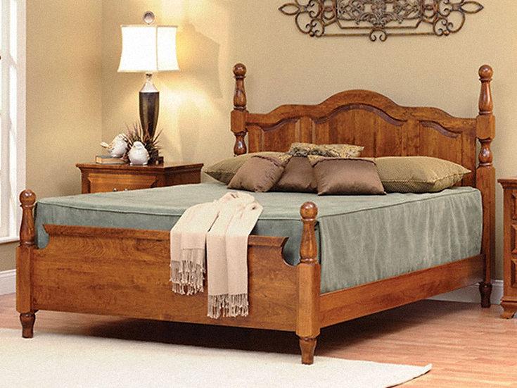 TRF Buckingham Bed