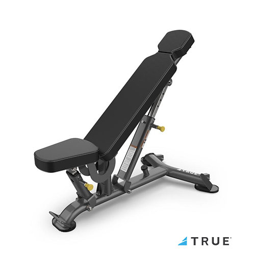 SF-1000 FORCE Flat/Incline Bench (True Fitness)