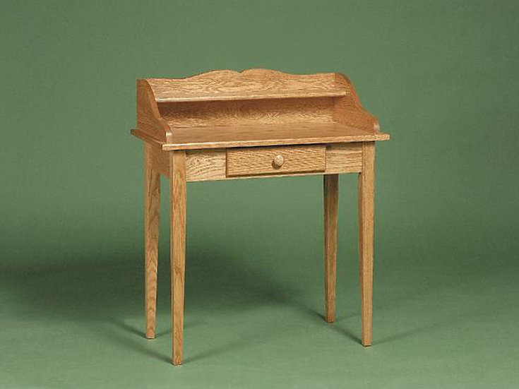 Shaker Desk with Top