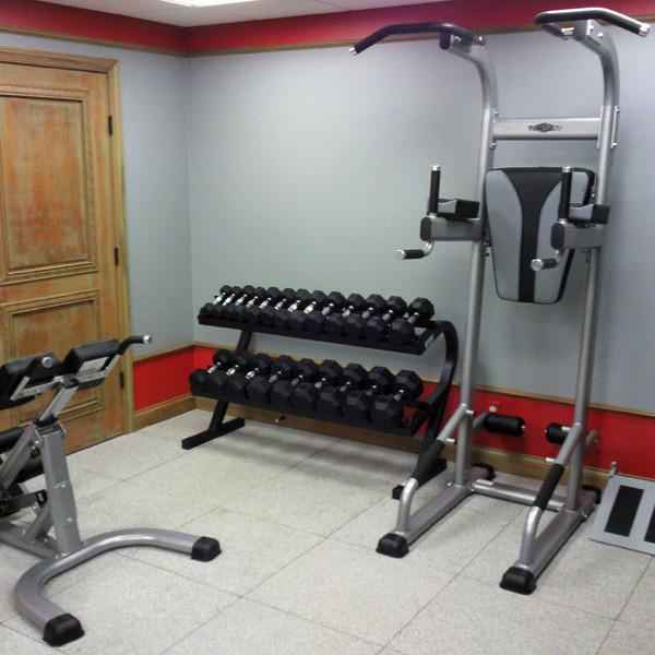 Peoria Home Fitness Room