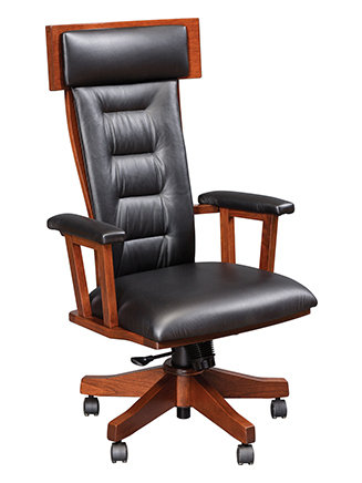 Lincoln Office Chair by Buckeye