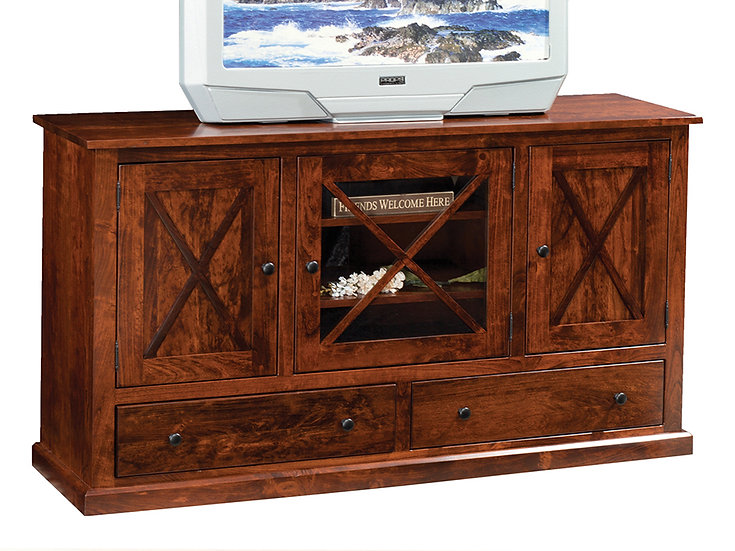Brandy Wine TV Stand by Ashery