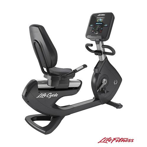Platinum Club Series Recumbent Lifecycle Exercise Bike (Life Fitness)