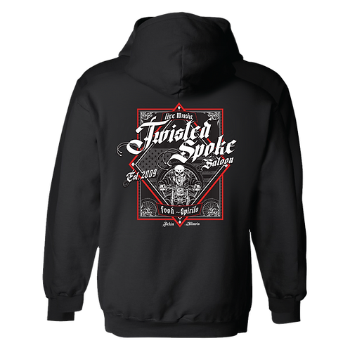 The Twisted Hoodie