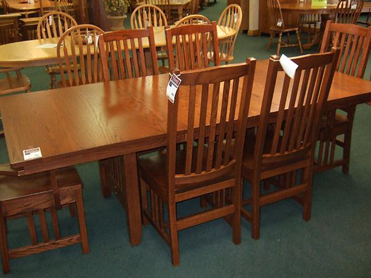 CVO Standard Mission Table with HLC Mission Chairs