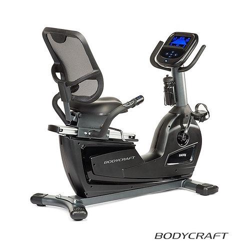 R400G Semi-Recumbent Exercise Bike (Bodycraft)