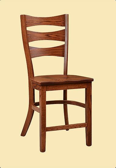 Sierra Bar Chair by Wengerd