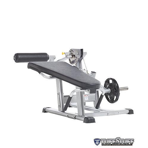 CPL-400 Plate Load Leg Extension/Prone Leg Curl Bench (TuffStuff)