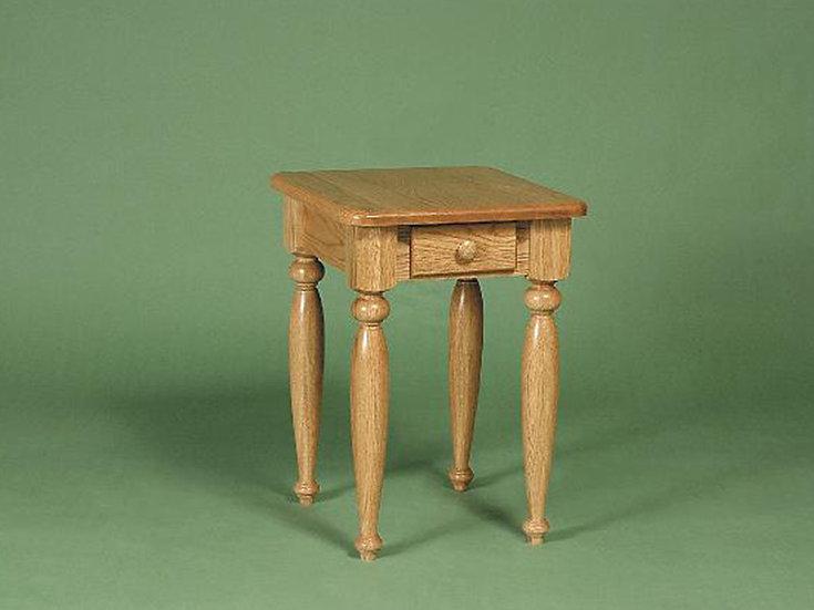 Farmhouse Chairside Table