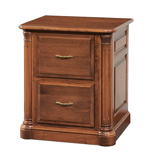 Jefferson 2 Drawer File Cabinet