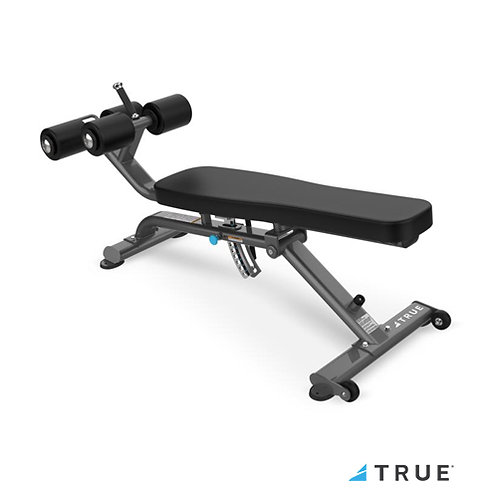 XFW-5300 Abdominal/Decline Bench (True Fitness)