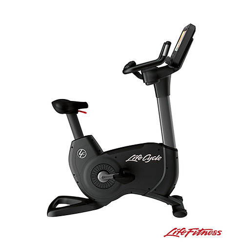 PCS Recumbent Bike with Discover Console (Life Fitness)