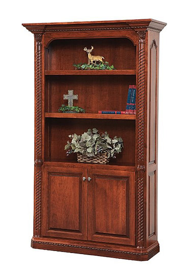 Lexington Bookcase with 2 Doors