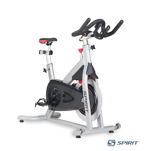 CIC800 Upright Cycle (Spirit Fitness)