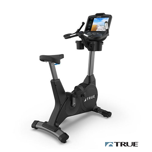 "UC-400 Upright Bike w/ Escalate 9"" (True Fitness)"