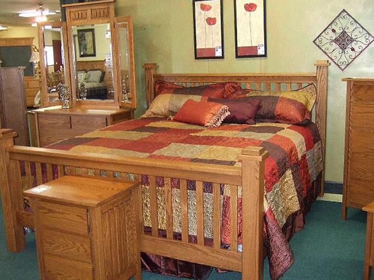 BRI Grand Haven Mission Bed