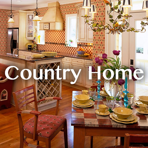 Country Home Wax Melts
