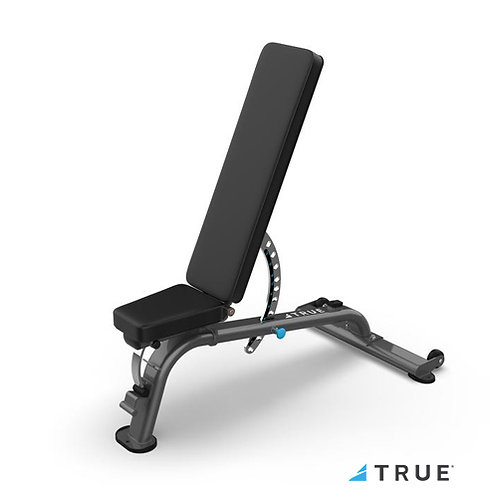 XFW-7500 Flat/Incline/Decline Bench (True Fitness)
