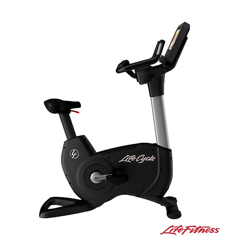 Discover ST 95C Elevation Series Lifecycle® Upright Exercise Bike (Life Fitness)