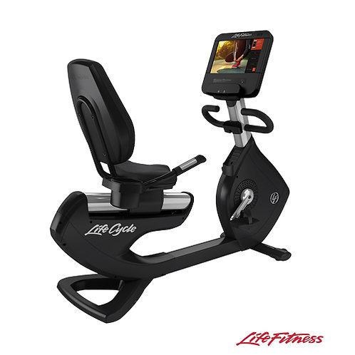 95R Elevation Series Lifecycle® Recumbent Exercise Bike ST (Life Fitness)