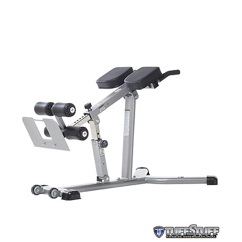 CHE-340 Adjustable Hyper-Extension Bench (TuffStuff)