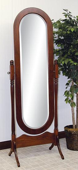CCR Lexington Oval Cheval Mirror