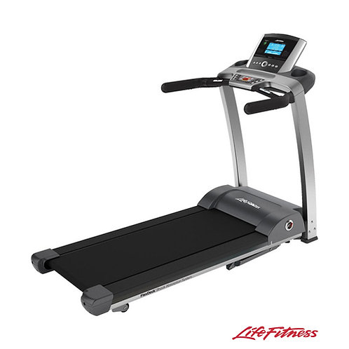 F3 Folding Treadmill w/ Go (Life Fitness)