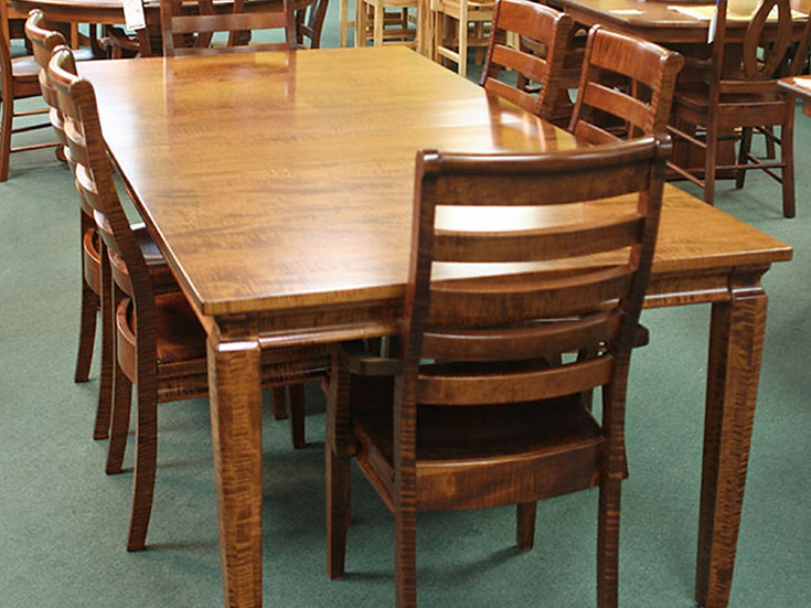 CVO Arabella Table with HLW Orlando Chairs