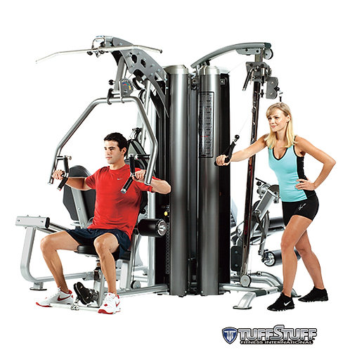 AP-7400 4-Station Multi Gym System (TuffStuff)