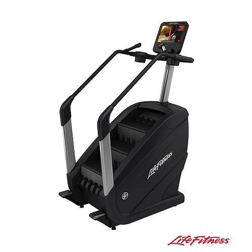 PowerMill Climber w/ C Console (Life Fitness)